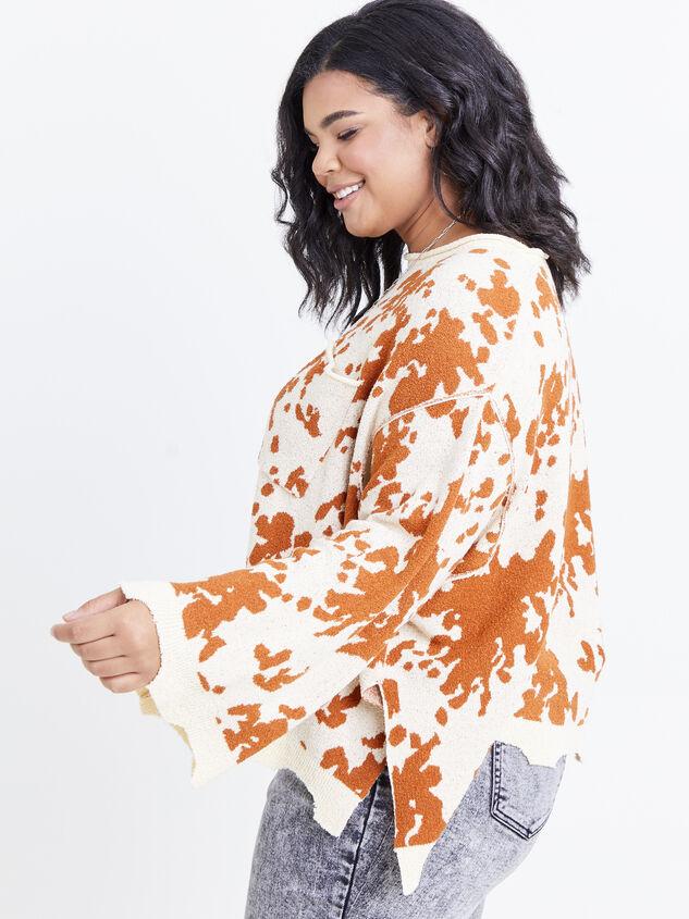 Maya Sweater Detail 2 - ARULA formerly A'Beautiful Soul