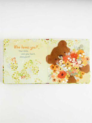 Tullabee God Loves You Bear Book - ARULA