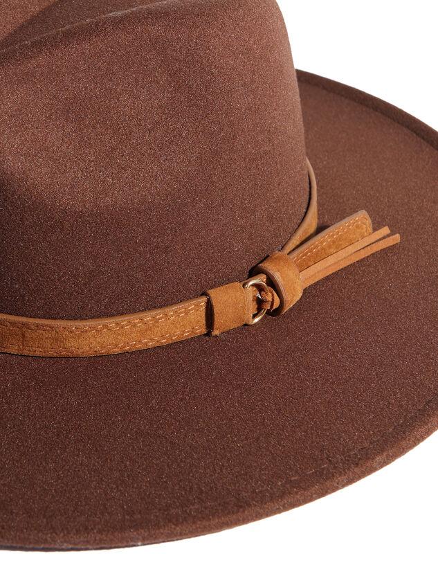Saylor Tassel Hat Detail 2 - ARULA formerly A'Beautiful Soul