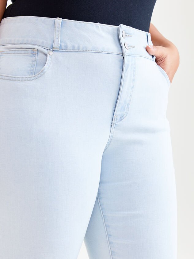 Caris Skinny Jeans Detail 5 - ARULA formerly A'Beautiful Soul