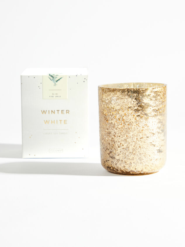 Winter White Candle - ARULA