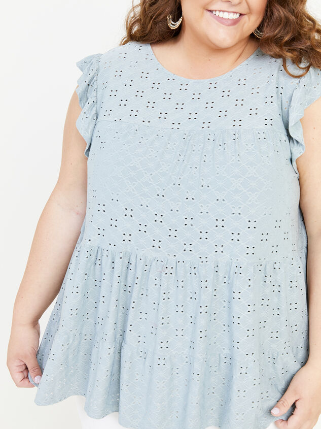 Candice Top Detail 4 - ARULA formerly A'Beautiful Soul