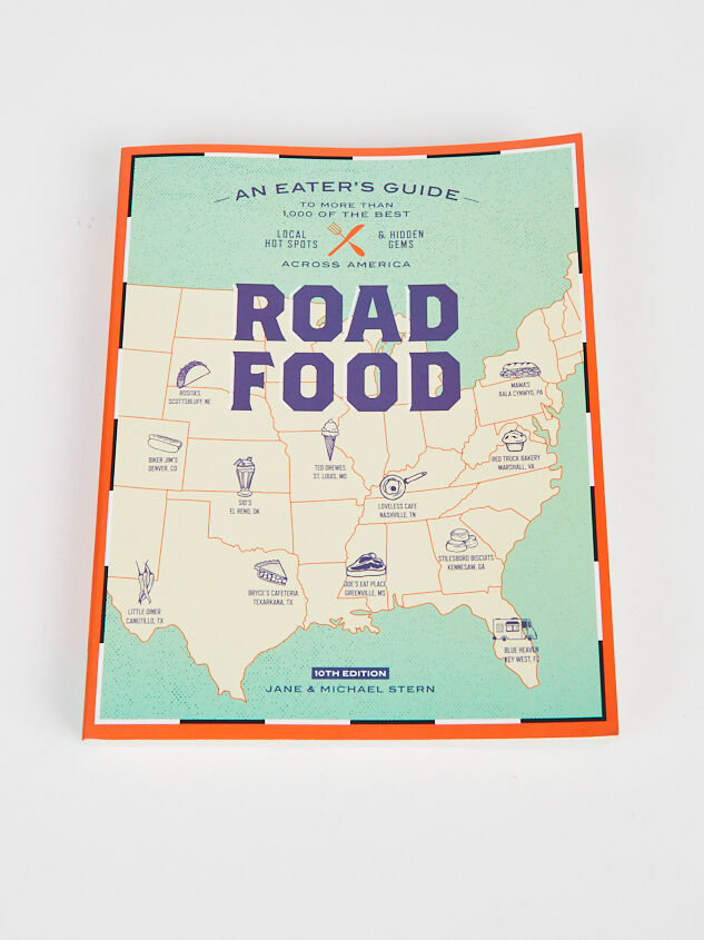 Road Food Book Detail 1 - ARULA formerly A'Beautiful Soul