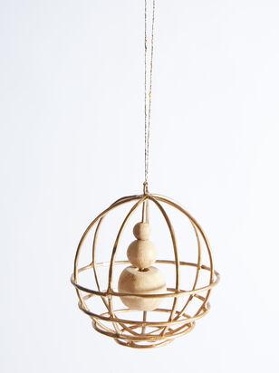 Luna Christmas Ornament - ARULA