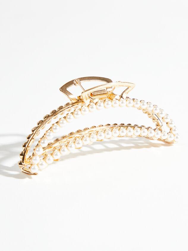 Pearl Claw Clip - ARULA