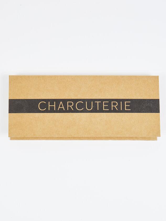 Charcuterie List Pad Detail 2 - ARULA formerly A'Beautiful Soul