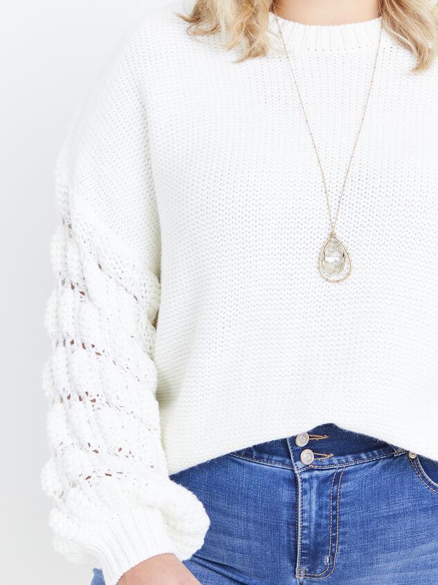 Alexa Sweater Detail 4 - ARULA formerly A'Beautiful Soul