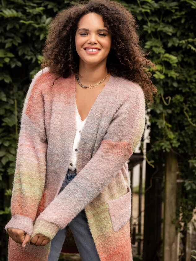 Dare to Dream Cardigan Detail 5 - ARULA formerly A'Beautiful Soul