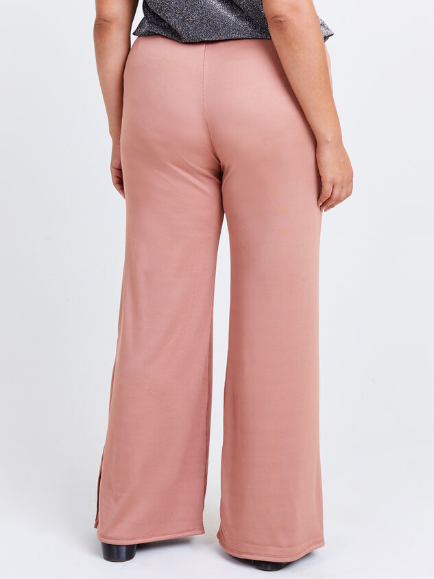 Angie Flare Pants Detail 4 - ARULA