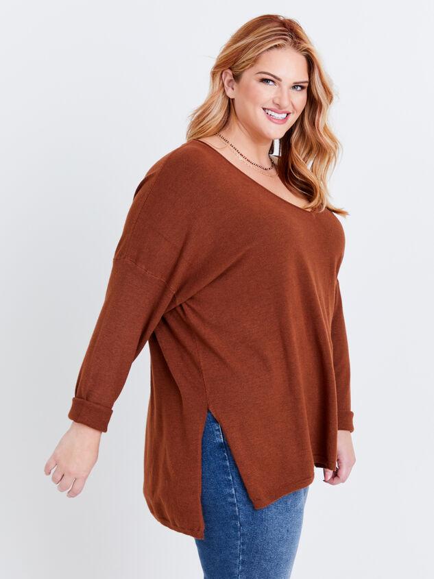 Josie Sweater Detail 2 - ARULA