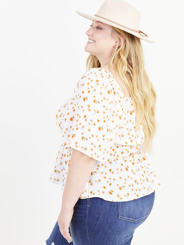 Daisy Weslee Top Detail 2 - ARULA formerly A'Beautiful Soul