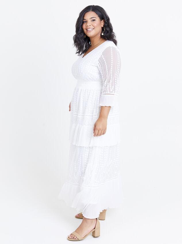 Shiloh Maxi Dress Detail 2 - ARULA