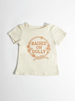 Tullabee Raised On Dolly Tee - ARULA