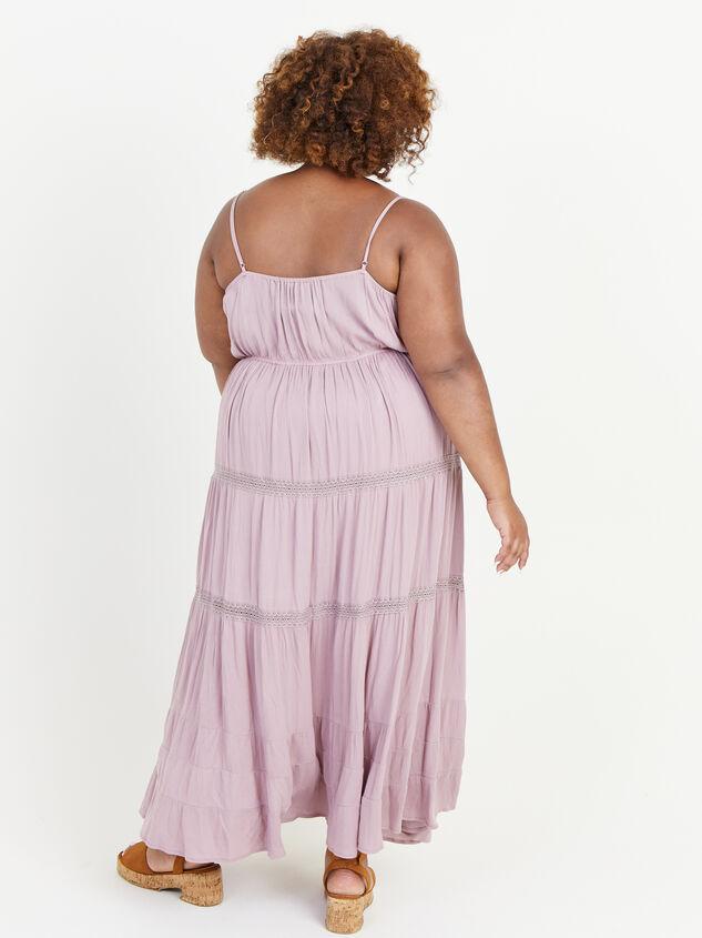 Aubrey Maxi Dress Detail 3 - ARULA