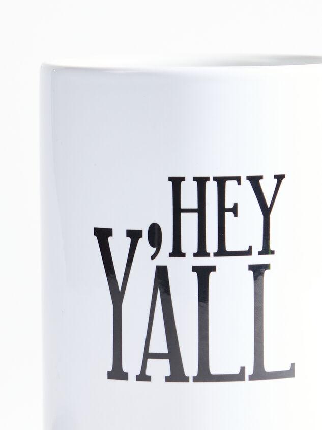 Hey Y'all Mug Detail 2 - ARULA
