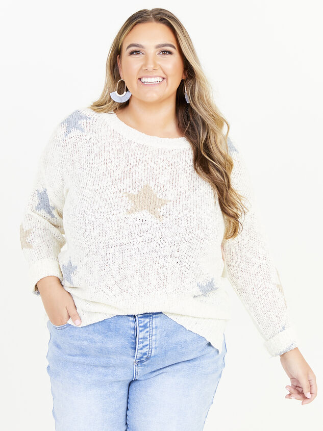 Seeing Stars Sweater - ARULA