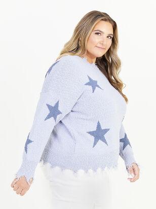 Dreamscape Star Sweater - ARULA