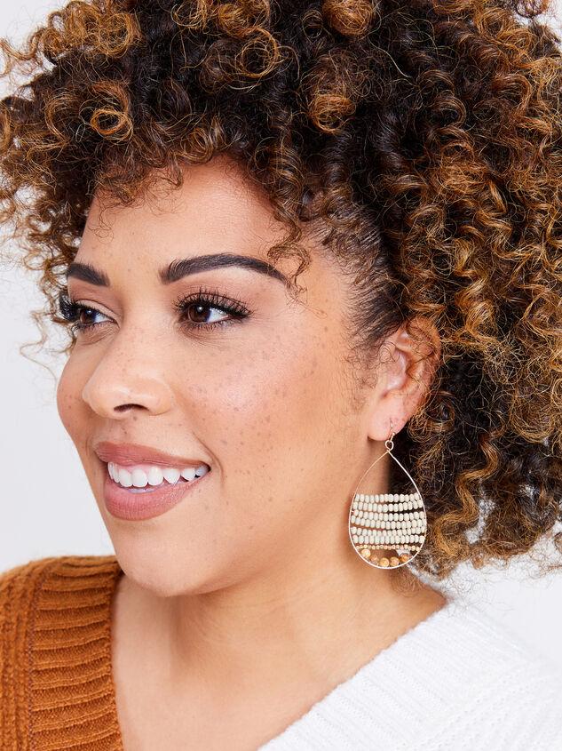 Raelynn Earrings Detail 2 - ARULA formerly A'Beautiful Soul